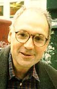 Charles Bernstein, photo copyright © John Tranter 1999