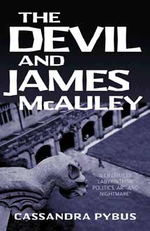 The Devil and James McAuley cover