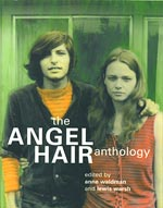 Cover of Angel Hair anthology