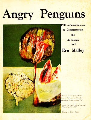 Angry Penguins, 1944 (cover)