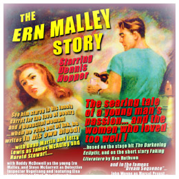 The Ern Malley Story... poster