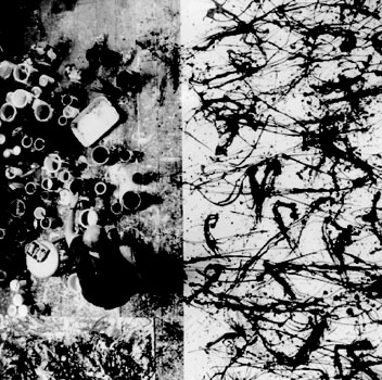 jackson pollock research paper