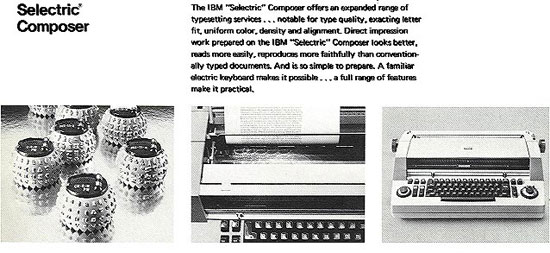 selectric ii service manual