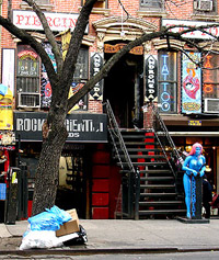 East Village, NYC, 2005