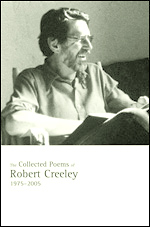 Creeley book cover UCP